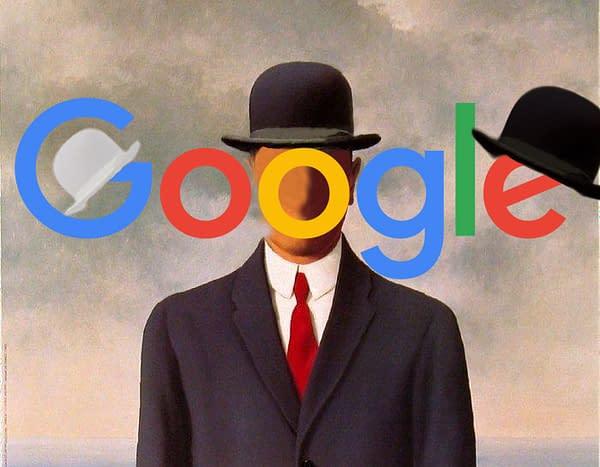 Hats of Google